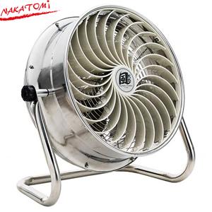 ナカトミ CV-3510S 35cmSUS循環送風機(サーキュレーター) 風太郎(ステンレス仕様) [個人宅配送不可]