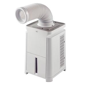 スポットクーラー 熱中症対策 冷風 オリジナル 送風切替 ナカトミ NAKATOMI MAC-10 送風 在庫有り 単相100V ミニクーラー 宅送