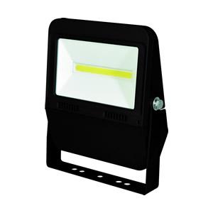 日動工業 LEDフラットライト 30Wタイプ LJS-F30D-BK-50K ボディーカラー:黒 100V 昼白色