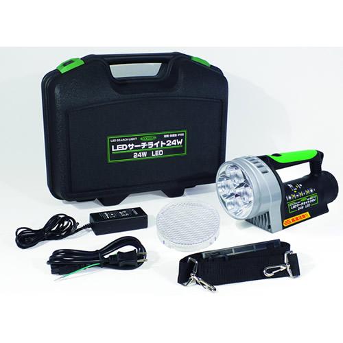 日動工業 LEDサーチライト24W LEDL-24W-N