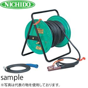 日動工業 20m溶接リール 供給型 NTK-20K 38sqケーブル20m+ホルダーセット