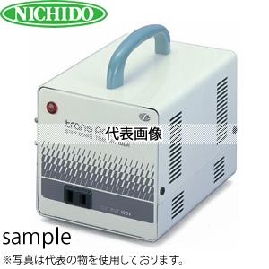 日動工業 海外用トランス PAL-1000AP (AC110V~130V⇒AC100V) 容量:1KVA 入力:平ピンA2