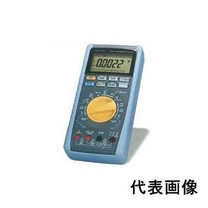 【気質アップ】 岩通計測 VOAC22 デジタル・マルチメータ:セミプロDIY店ファースト-DIY・工具