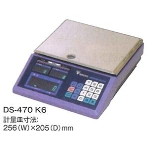 寺岡精工 デジチェッカー型台秤 DS-470 K15