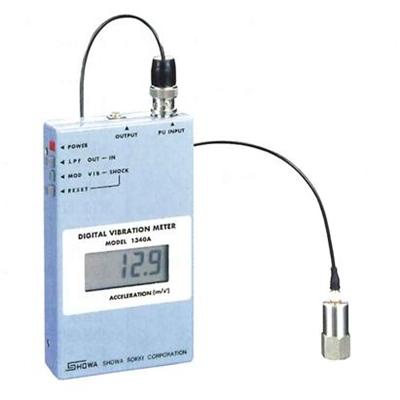 昭和測器 デジタル加速度計 1340A