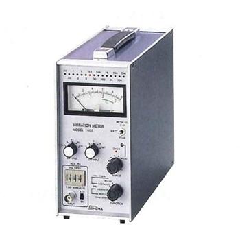 昭和測器 チャージ振動計 1607