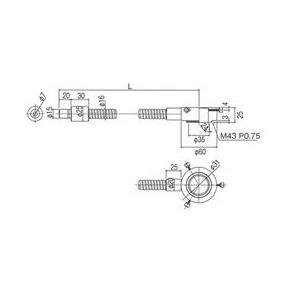 林時計工業 リングライトガイド LGB(C)1-7L1000-R31 :11430