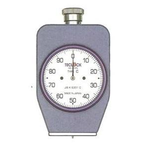 テクロック デュロメータ置針式 GS-703G :7124