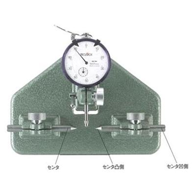 テクロック 小型偏心測定器 FM-5 精密型 :7672