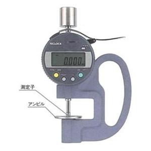 テクロック 定圧厚さ測定器フレーム PF-01J :7935