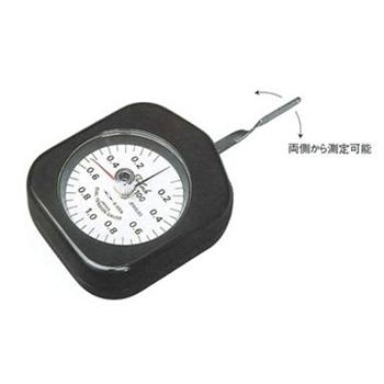 テクロック ダイヤルテンションゲージ置針 DTN-100G :8152