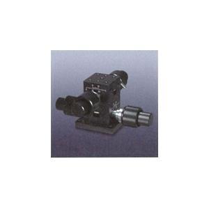 中央精機 X・Y軸ステージ40X40 LD-412WS :18340