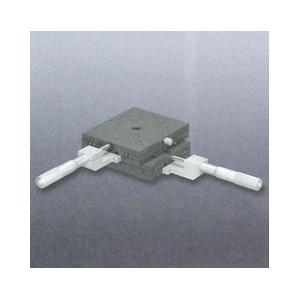 中央精機 VCR精密X・Y軸ステージ LD-241-C1 :4950
