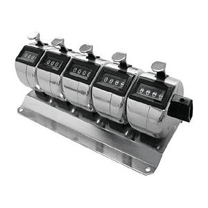 ライン精機 連式数取器 H-102M-5
