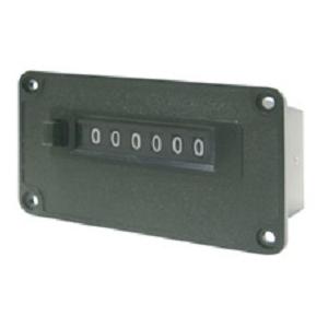 ライン精機 電磁カウンタ(リセットツキ) MCR-4PN AC200V