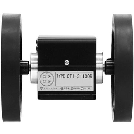 ライン精機 長さ計測用発信器 CT1-3:1000R :12500
