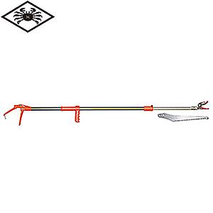 ニシガキ 高枝切鋏 のびのび枝切り 3.3M(鋸刃付)伸縮式 N-129