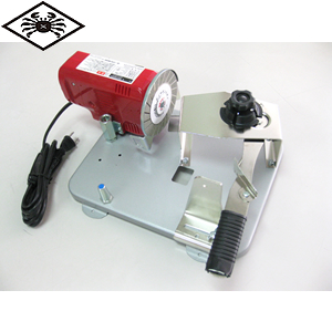 ニシガキ 草刈用チップソー刃研磨機 カンタン刃研ぎ N-840