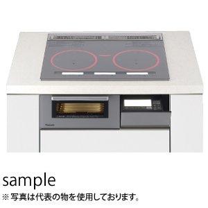 Panasonic(パナソニック) IHクッキングヒーター KZ-XP76S シルバー 3口IH ダブルオールメタル対応 ビルトインタイプ