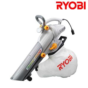 リョービ 電動ブロワバキューム RESV-1500 AC100V【在庫有り】【あす楽】