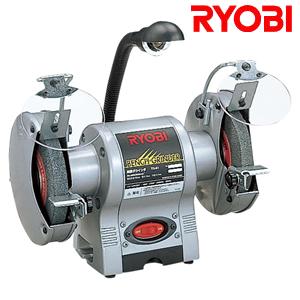 RYOBI リョービ 時間指定不可 特売 京セラ 両頭グラインダー TG-61 100V 150mm 在庫有り