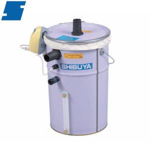 シブヤ(SHIBUYA) コアドリル用 排水循環装置 KJ-11 AC100V 容量:11L フィルター3枚付