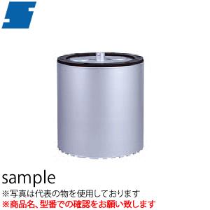 シブヤ(SHIBUYA) ダイヤモンドビット ラージビット DUSLタイプ(薄刃) 400mm Aロット 有効長:500mm