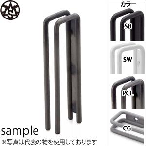 杉山製作所 MINAMI-S ドアハンドル 両面用 NOU-1401-SB 『2個1組』 カラー:サンドブラック