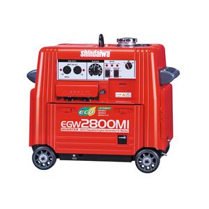 やまびこ(新ダイワ) ガソリンエンジン溶接機 EGW2800MI 135A [個人宅配送不可]【在庫有り】