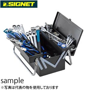 シグネット 800S-438DO メカニックツールセット両開き 12.7SQ
