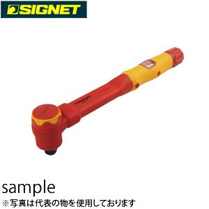 シグネット E43012 1/2DR 10-50Nm 絶縁トルクレンチ [代引不可商品]