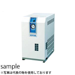 SMC エアドライヤ IDF1E-10 コンプレッサ0.75KW用 100V 35℃ 0.7MPa Rc3/8  [個人宅配送不可]