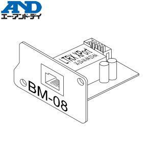 エー・アンド・ディ(A&D) BM-08 イーサネット・インタフェース(データ収集ソフトWinCT-Plus付)