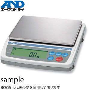 エー・アンド・ディ(A&D) EK-6000i コンパクト電子天びん(はかり) [ひょう量:6000g]