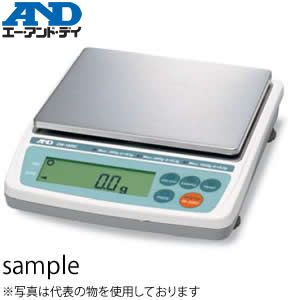 エー・アンド・ディ(A&D) EK-6100i-K パーソナル電子天びん(はかり) 検定付 [ひょう量:6000g]
