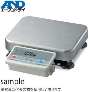 エー・アンド・ディ(A&D) FG-60KBM-K デジタル台ばかり(ポールなし) 検定付(取引・証明用) [ひょう量:60kg]