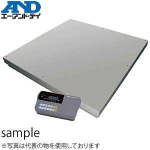エー・アンド・ディ(A&D) FT-2000Ki14-K 超大型デジタル台秤(はかり) 検定付 [ひょう量:2000kg] [配送制限商品]