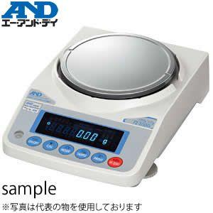 エー・アンド・ディ(A&D) FZ-120iR 校正用分銅内蔵型 汎用電子天びん(はかり) 検定付 [ひょう量:122g]
