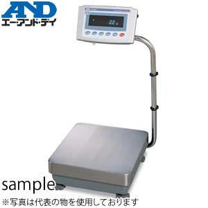 エー・アンド・ディ(A&D) GP-102KR 一体型 防塵・防水 電子天びん(はかり) 検定付 [ひょう量:101kg]