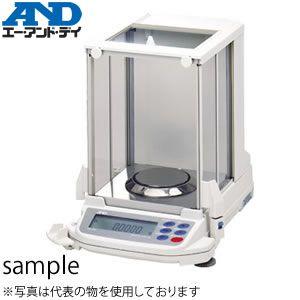 エー・アンド・ディ(A&D) GR-120 校正用分銅内蔵型分析天びん(はかり) [ひょう量:120g]