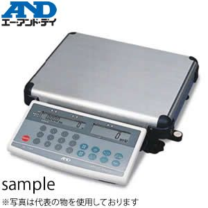 エー・アンド・ディ(A&D) HD-30KB カウンティングスケール(個数計) (3表示型 個数・単重・重量の同時表示) [ひょう量:30kg]