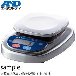 エー・アンド・ディ(A&D) HL-2000iWP-K 防塵・防水コンパクトスケール 検定付 [ひょう量:2000g]