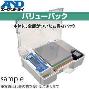 エー・アンド・ディ(A&D) HT-300-JAC 高精度 コンパクトスケール バリューパック [ひょう量:310g]