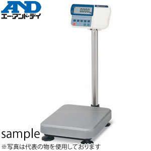エー・アンド・ディ(A&D) HV-600KGL3-K 大型 台秤(はかり) 液晶表示 検定付 [ひょう量:300kg/600kg]