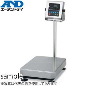 エー・アンド・ディ(A&D) HV-60KVWP-K トリプルレンジ 防塵・防水(計量台/表示部) デジタル台秤(はかり) 検定付(取引・証明用) [ひょう量:15Kg/30Kg/60Kg][代引不可商品]