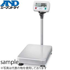 エー・アンド・ディ(A&D) SC-150KAM-K 防塵・防水 台秤(はかり) 取引・証明用 一体型(ポール付) 検定付 [ひょう量:150kg]