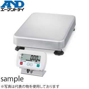 エー・アンド・ディ(A&D) SC-60KBM-K 防塵・防水 台秤(はかり) 取引・証明用 セパレート型(ポールなし) 検定付 [ひょう量:60kg]