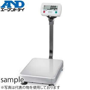 エー・アンド・ディ(A&D) SE-150KAM-K 防塵・防水 台秤(はかり) 取引・証明用 一体型(ポール付) 検定付 [ひょう量:150kg]