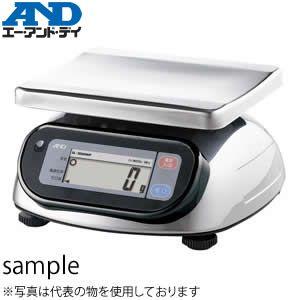エー・アンド・ディ(A&D) SL-10KWP 防塵・防水 デジタル秤(はかり) [ひょう量:10kg]