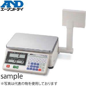 エー・アンド・ディ(A&D) SR-15K 店舗用 料金秤(はかり) タワー型 [ひょう量:15000g]